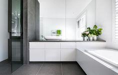 www.canny.com.au ph: (03) 8532 4444 Custom home by Canny #bathroom