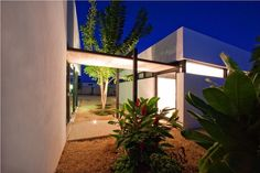 Casa Gershenson by Roman Gonzalez jaramillo, via Behance