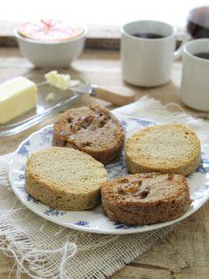 2 Minute Paleo English Muffins (2 ways).