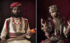 "Rabari, India  Photographer Jimmy Nelson has set out to capture pictures of as many of these groups as he could manage to meet over a two-year period in his ""Before They Pass Away"" photo compilation."