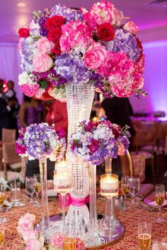 12 Stunning Wedding Centerpieces- Part 15 - Belle the Magazine . The Wedding Blog For The Sophisticated Bride