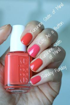 Essie Spring 2016 - Lounge Lover Comparisons