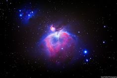 The Great Orion Nebula by Sean Parker