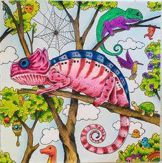 Animorphia No.9 Part 4 #animorphia  #สิงสาราสัตว์  #kerbyrosanes