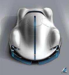 Porsche Electric Le Mans Concept « Form Trends