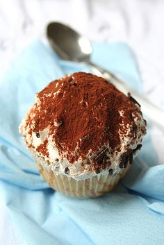 Tiramisù Cupcake | Flickr - Photo Sharing!
