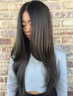 Long Layered Haircuts On asians In 2020 30 Best Hairstyles and Haircuts for Long Straight Hair Hairstyles For Fat Faces, Pretty Hairstyles, Hairstyles Haircuts, Stylish Hairstyles, Simple Hairstyles, Medium Hairstyles, Asian Hairstyles, Toddler Hairstyles, Blonde Hairstyles