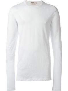 MARNI Longsleeved T-Shirt. #marni #cloth #t-shirt