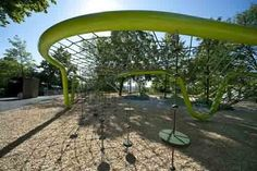 Sculptural Playground, Germany: The World's Coolest Playgrounds - mom.me