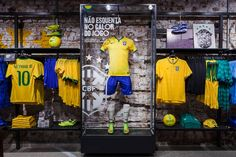 Copacabana Nike Football Store, Rio - David Brady