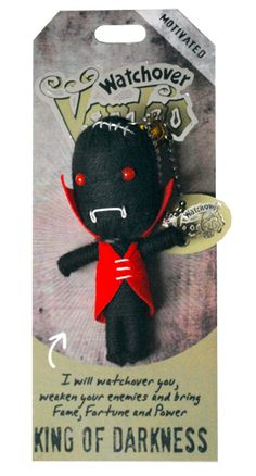 King Of Darkness Voodoo Doll Diy Voodoo Doll Keychain, Watchover Voodoo Doll, String Voodoo Dolls, Voodoo Hoodoo, Gothic Dolls, Wiccan, Pagan, Creepy Dolls, Xmas