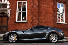 Ferarri 599 This is gonna be my other whip.