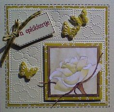 Marjoleine's blog: Nog meer varianten op de bloemenkaart van de afgelopen aanschuifworkshop