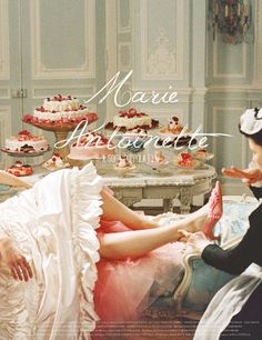 Oh Marie Antoinette - such a dreamy picturesque trip to Versailles all while sitting on your couch