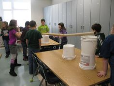 """""""Aqueducts"""" via Third Grade Thinkers.  STEM activity that integrates reading, math, science, and social studies."""
