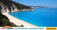[Nou] Oferte Last Minute 2016 Vacanta Grecia Insula Kefalonia Find Cheap Flights, Most Beautiful Beaches, Beach Holiday, Greek Islands, Places To Visit, Europe, Water, Travel, Outdoor