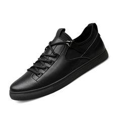 21057d23a30 Men Casual Shoes Split Leather Men s Flats Handmade Men s Loafers Fashion  Designer Sneakers