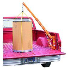 Central Hydraulics 1647 1/2 Ton Capacity Pickup Truck Crane