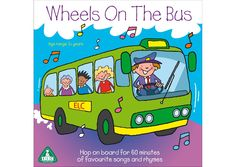 Wheels On The Bus CD