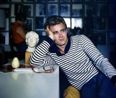 James Dean by Sanford Roth, 1950s