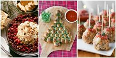 21 Christmas Appetizers for a Deliciously Festive Feast  - HouseBeautiful.com