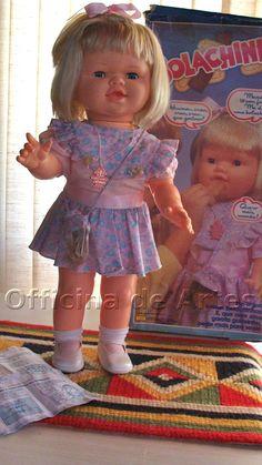Boneca Antiga Bolachinha Biscoitinho Da Estrela 80s Na Cx. - R$ 730,00 no MercadoLivre