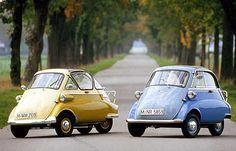 BMW ISETTA - Vor 50 Jahren erfüllte sich für viele ein Traum
