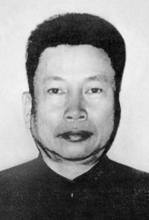 This is a picture of the Cambodian communist party leader, Pol Pot (Saloth Sar), he killed over 2 million people. Society Of Jesus, Secular Humanism, World Conflicts, Real Monsters, North Vietnam, Brave New World, Sad Day, Angel Of Death, Cambodia