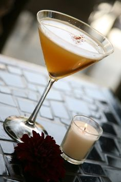 James Bond Martini Recipe-Fall Affair