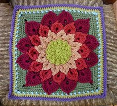 plaid   Hobby lavori femminili - ricamo - uncinetto - maglia