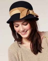 Fashion: The French Cloche Hat 1930s