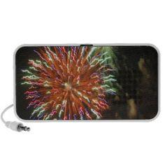 Fireworks Doodle Speaker