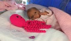 The Incredible Reason Why a Crocheted Octopus Can Help Keep a Preemie Alive