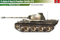 Pz.Kpfw V Panther Ausf.G (Early)