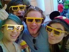 Felix, Marzia, Anthony and Kalel! British Youtubers, Best Youtubers, Shaytards, Cutest Couple Ever, Youtube I, Tyler Oakley, Smosh, My Escape, Dan And Phil