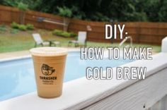 Summer is finally here! At last, the chill has left the air and allergies are beginning to fade… (hopefully.) While nothing beats snuggling up with your favorite mug by the winter fire, it can be somewhat miserable doing so when it's 90 degrees outside. How can we gain a similar comfort in Summer? Enter: The Cold Brew. We've made you a DIY tutorial... thrashercoffee.com