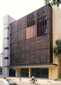 Genesis Building, Singapore Kerry Hill | repinned by an #advertising agency from #Hamburg / #Germany - www.BlickeDeeler.de | Follow us on www.facebook.com/BlickeDeeler