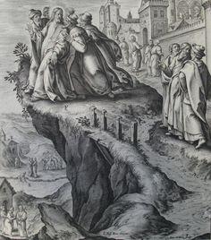 Enemies Go to Stone Jesus. Phillip Medhurst Collection. Nadal