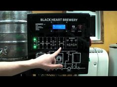 Automated Homebrewing System on Make: Live ep08 - YouTube