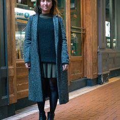 Ireland, Fur Coat, Street Style, Winter, Jackets, Fashion, Winter Time, Down Jackets, Moda