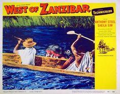 West of Zanzibar Movie (1954 Version)