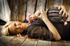 Olympian and baseball wife Jennie Finch writes about her labor and delivery experience of her new little lady. Newborn Pictures, Baby Pictures, Newborn Pics, Family Pictures, Baby Needs, Baby Love, Baby Baby, Jennie Finch, Baseball Pictures