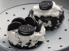 Cheesecake aux Oreo© sans cuisson