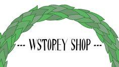 wstoreyshop Banner - original and hand-drawn