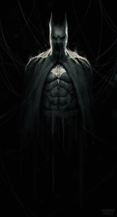 Batman by Frankie Perez *