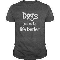 Dogs just make life better