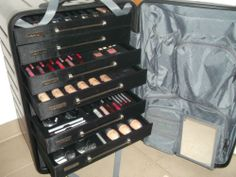 LR Make Up Trolley Neu Top Angebot | eBay