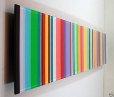Dancing with Color - wall art by Messicakes on Etsy