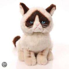 Grumpy Cat: Jucărie de pluș