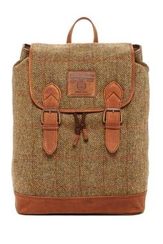 HauteLook | British Belt Co.: British Belt Co. Highland Harris Tweed Large Rucksack